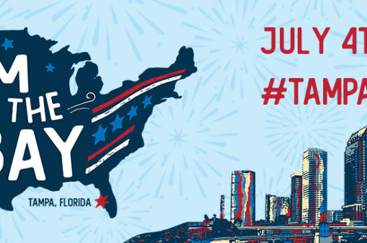 July 4, 2019 – Tampa Bay's 'Boom By The Bay!'