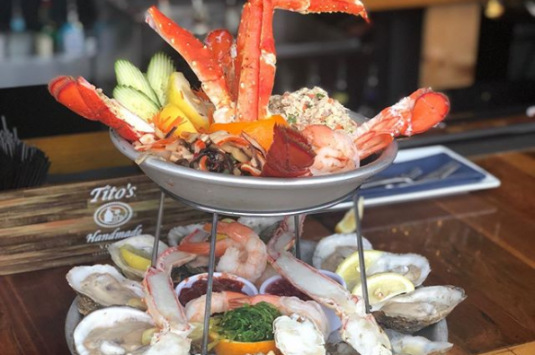 Top Spots for Seafood in Tampa Bay